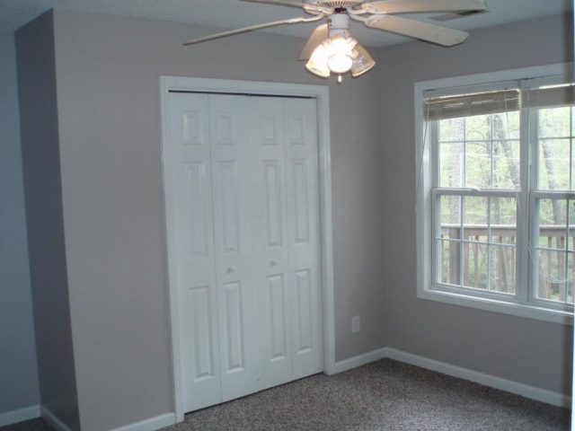 master bedroom closet and window
