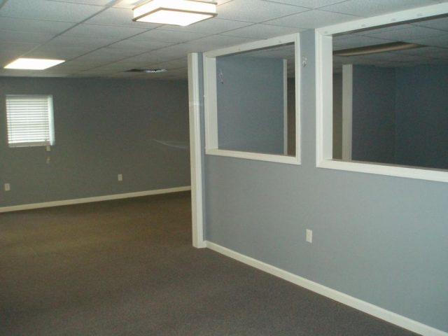 basement spare room windows