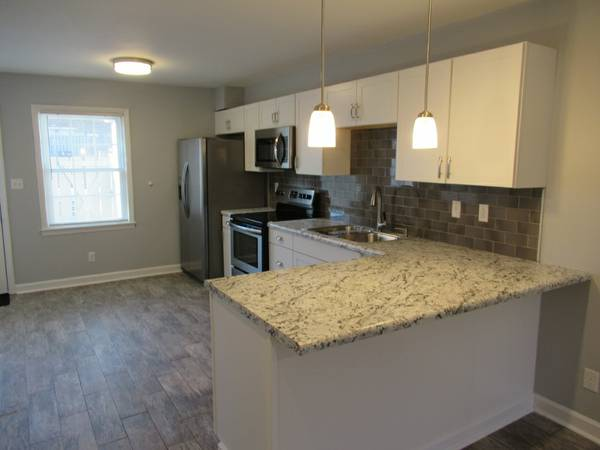 kitchen counter tops and appliances